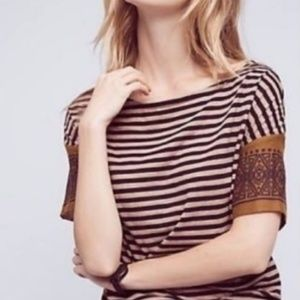 Anthropologie Lili's Closet Margot Tee Size XS